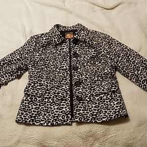 Women's F21 waist length jacket